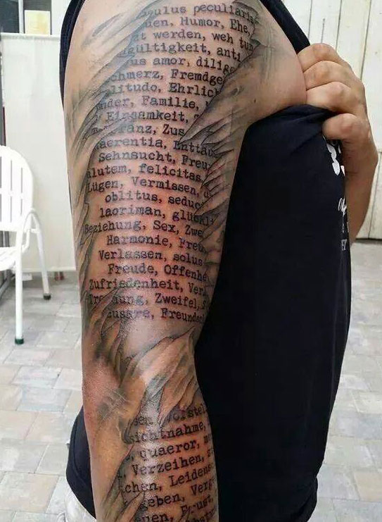 Bad Ass Tatoo